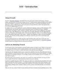 writing a short report format hkust mba admission essay create  essential french vocabulary at a glance guide to french words and phrases by joliejolie design