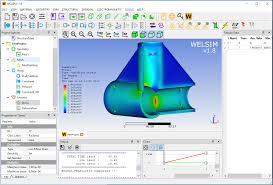 Export result data in VTK format from WELSIM – WELSIM - Finite ...