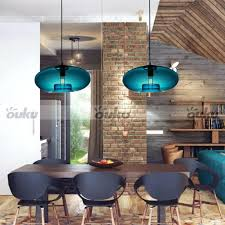 top 79 fine turquoise pendant lighting new modern contemporary glass ball ceiling light fixture for blue