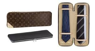 louis vuitton tie. louis-vuitton-tie-case-lv louis vuitton tie d