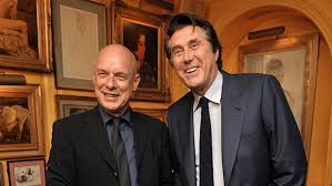 Where did the idea of the ship come from? Bryan Ferry Eyes Reunion With Brian Eno I D Like To Do Some More Stuff With Him Again Consequence