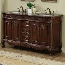 double sink vanity with storage tower. double sink vanity with storage tower