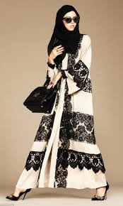 100th Shades Abayas Go Retro As Dolce And Gabanna Releases Chic.
