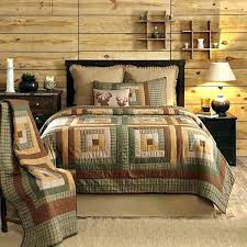 fish bedding sets fishing bedding sets wonderful cabin twin quilts comforters and theme quilt regarding attractive fish bedding