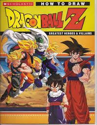 how to draw dragonball z greatest heroes and villains maria b alfano 9780545001359 amazon books