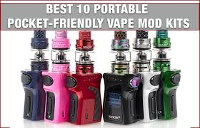 The 25mm diameter makes it vape mod friendly even though the spare bubble glass will boost the width further up the tank upto 30mm. Best 10 Portable Pocket Friendly Vape Mod Kits For 2018 Spinfuel Magazine