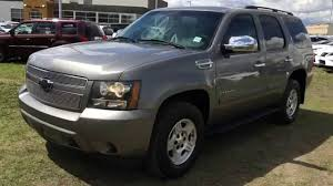 Pre Owned Grey 2007 Chevrolet Tahoe 4WD 1500 LS In Depth Review ...