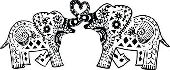 Elephant Printable Coloring Pages Elephant Coloring Pages Printable