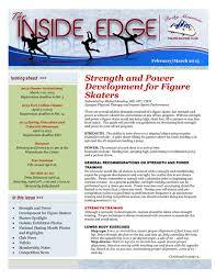 Newsletter Mastheads Figure Skate Club Newsletter Jeri Stunkard