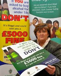 Sales Down Tyneside Cracks Underage Alcohol South On Council XvFKw