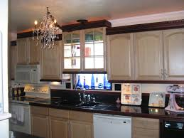 Kitchen Cabinets With No Doors Kitchen Countertop Ideas With Cherry Cabinets Kitchen Wonderful