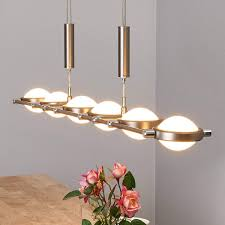 Linear Dining Room Lighting 10 Attractive Ideas Of Led Pendant Light Fixtures Oldecors