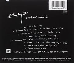<b>Watermark</b> by <b>Enya</b>: Amazon.co.uk: Music