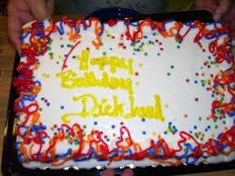 Cake Wrecks Home Birthday Cake For The Last Post