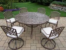 60 inch round patio table sets image collections decoration