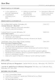 Veteran Resume Examples Adorable Veteran Resume Examples Unique Free Templates For Veterans Army