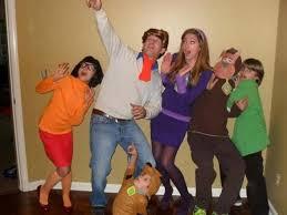 diy scooby doo costumes