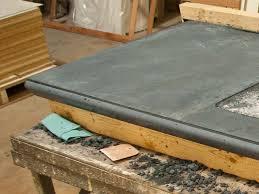 pour i pour in place concrete countertop luxury diy concrete countertops