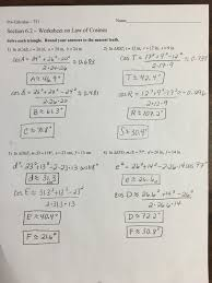 charming free precalculus worksheets gallery worksheet 5 3 solving trigonometric equations