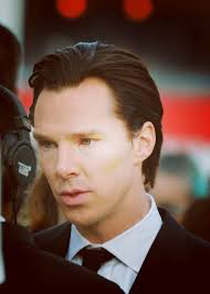 He is almost reptile-like, which is perfect for the role of Smaug.    Sherlock cumberbatch, Benedict sherlock, Benedict cumberbatch