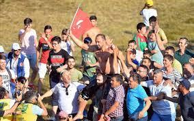 658. Tarihi Kırkpınar Yağlı Güreşleri'nde Ali Gürbüz başpehlivan oldu -  Internet Haber