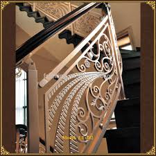 decorative railings. decorative wrought iron indoor stair railings, railings suppliers and manufacturers at alibaba.com
