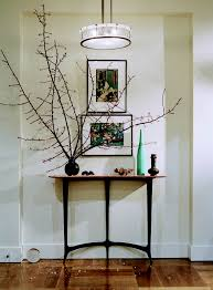 console table decor. Sofa Table Design: Best Ideas How To Decorate Table, What Is . Console Decor