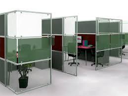 aluminum office partitions. office cubicles u0026 modular furniture reception desks counters aluminum partitions
