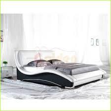 Modern Italian Leather Bedroom Set New Bed Design