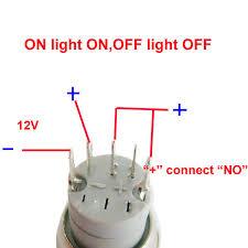 aliexpress com buy 12v 16mm orange symbol angle eye led push light always on on all the time