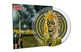 <b>Iron Maiden</b> to reissue self-titled debut album to mark its <b>40th</b> ...