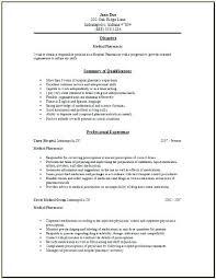 Pharmacy Technician Resume Objective resume for pharmacy technician inssite 48