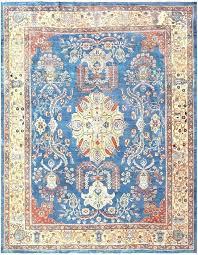 blue oriental rug orange and antique repair county ca carpet in