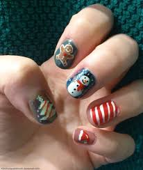 30 Best Christmas Nail Art Design Ideas Pictures 2015 ...