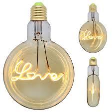 Perfume On Light Bulb Us 23 99 Tianfan Love Led Bulbs Edison Bulb Vintage Light Bulbs 4w Led Filament Decorative Light Bulb Warm White In Led Bulbs Tubes From Lights