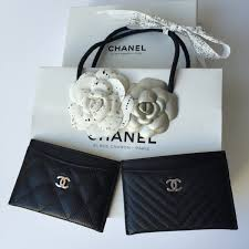 chanel card holder. chanel card holder chevron caviar leather r