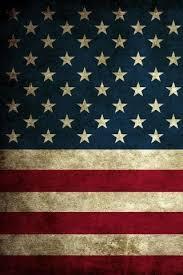 American Flag Vintage IPhone Wallpaper