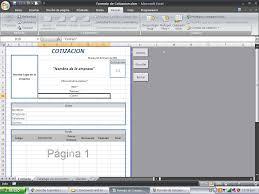Formato De Cotizacion Para Llenar Formatos Para Cotizaciones En Excel Rome Fontanacountryinn Com