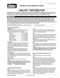 mallory unilite wiring diagram mallory image mallory distributor wiring harness solidfonts on mallory unilite wiring diagram