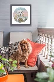 2018 wall decor ideas pbuckleymoss print limitededition art dog cocker love