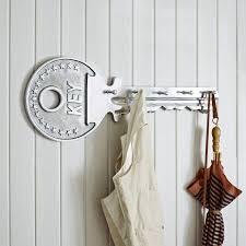 Coat Key Rack Gorgeous Silver Key Coat Rack