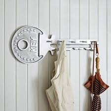 Coat Key Rack Key Coat Rack 12