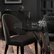 John Lewis Kitchen Furniture Buy John Lewis Moritz Glass Top Dining Table John Lewis