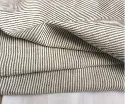 grey ticking striped sheets set with ticking stripe pillow covers striped bedding