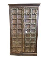 armoire furniture antique. double door cabinet armoires carved wood india antique furniture armoire s