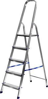 Лестница-<b>стремянка СИБИН</b> алюминиевая, <b>5 ступеней</b>, 103 см ...