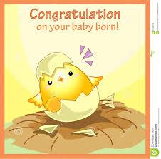 Newborn Congratulation Card Baby Birth Greeting Under Fontanacountryinn Com