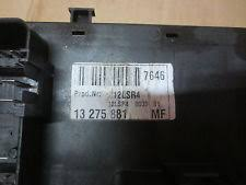 vehicle fuses and fuse boxes in brand opel ebay Insignia Fuse Box fuse box opel insignia 13275881mf decode diesel fuse box insignia fuse box layout