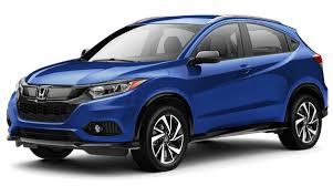 Compare 2019 Honda Hr V Trim Levels Ms Honda Dealer