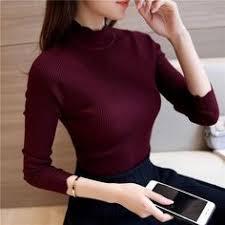 <b>Simenual 2019</b> Fashion yellow <b>sweaters</b> for women <b>autumn</b> winter ...